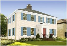 Great Behr Exterior Paint Color Combinations With Grey And White Behr Exterior Paint