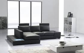 modern leather sectional couch. Interesting Modern Image 1 Throughout Modern Leather Sectional Couch O