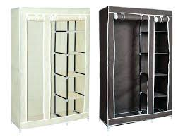 covered wardrobe rack portable clothes storage closet covered clothing rack wardrobe racks portable clothes storage closet