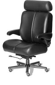 office chair genuine leather white. Big Sur And Tall Office Chair Genuine Leather White R