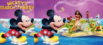 Disney On Ice Mickeys Search Party El Paso County