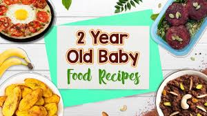 2 Year Old Baby Food Recipes