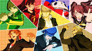 Persona 4 Wallpapers - Top Free Persona ...
