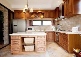 Birch Wood Kitchen Cabinets Knn China Building Material Coltd