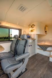 Van Conversion Interior Design Custom Luxury Van Conversion Mobile Home Idesignarch