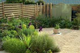 Gravel Garden Design Pict Cool Ideas