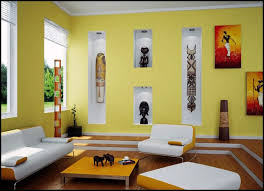 Exotic Interior In African Style. African Style   Key Trend For 2013 In Interior  Design. Create Living Room In African Style.