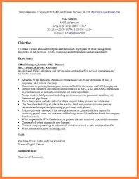 Objective Resume Samples 100 Career Objective Resume Examples Receipts Template 63