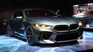 Bmw Shark Design Bmw Unveils Concept M8 Gran Coupe At The Geneva Motor Show