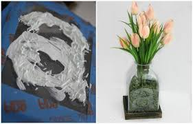 fabulous gift idea etching glass is easy with this diy etched glass tutorial from designer