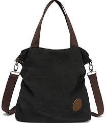 Myhozee Crossbody Cloth Purses <b>Women Casual</b> Canvas <b>Bag</b> ...
