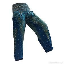 asvp harem hippie pants trousers yoga dance festival indian thai fisherman pants b00nfjiyis