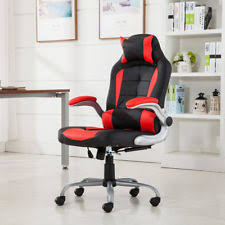 office recliner chair. Racing Office Chair Recliner Relax Gaming Executive Computer Ergonomic High Back S