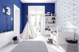 Kinderkamer Blauw Nieuw Blauwe Kinderkamer Met Delfts Blauw Behang