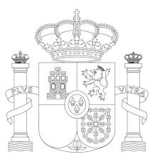 Small Picture Spain Flag Coloring Page Flag Of Spain Coloring Page Flag Coloring