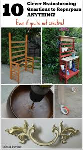 Repurposing 3032 Best Vintage Revived Upcycling And Repurposing Ideas Images