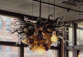 here s the original black sheep chandelier balloon