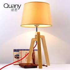ikea desk lamp bulb wooden minimalist desk lamp table lamp bedside lamp light reading lamp personality