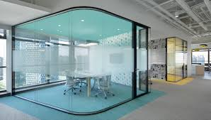 office glass partition design. multinational telecommunications conglomerate. conglomerate . glass office partition design