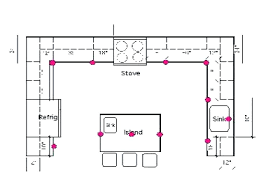 kitchen lighting layout. Kitchen Recessed Lighting Layout Design O