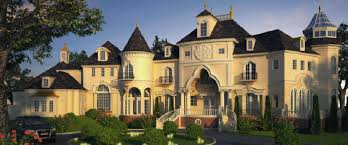 french luxury home mansion eclectic cau architect