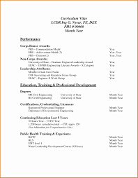 Simple Resume Format How To Write Good Resume Format Examples For Job Make My Pdf 69