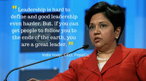 Leadership Quotes By Women Beauteous PHOTOS International Women's Day Indra Nooyi Oprah Chanda
