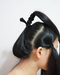 追記断髪しました 髪を結うのに必要な長さについて 日本髪っぽく