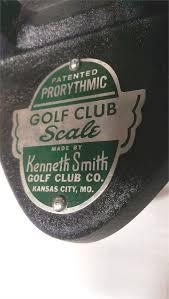Harris Auction On Line Kenneth Smith Prorythmic Golf Club