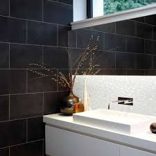 nero riven natural cleft slate tiles