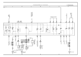 repair guides overall electrical wiring diagram 2004 overall combination meter w tachometer 2004