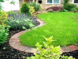curved garden edging ideas curved curved timber