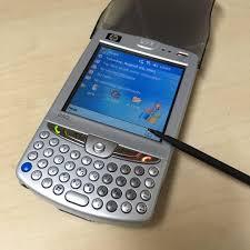 HP iPAQ HW6515 Windows Mobile PDA ...