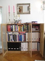 bookshelf extraordinary low bookcase with doors marvelous glass brown door and candle wooden modern platform high