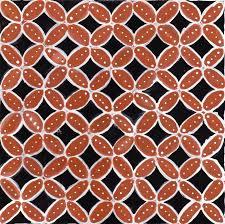 How To Draw Batik Designs Making Kawung Batik Design In Art Class Batik Pattern