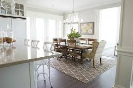 captain chairs for dining room elegant eat in kitchen transitional davies development