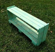 pallet furniture etsy. upcyled pallet furniture shelf with beautiful sea glass color paint pallet furniture etsy u