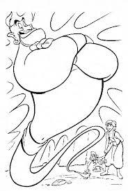 Genio E Aladdin Disegni Da Colorare Gratis Disegni Da Colorare E