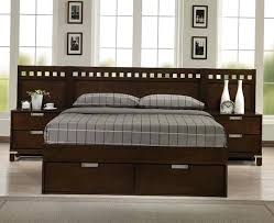 California King Bed Frames With Drawers King Bed Frames Cal King Bed ...