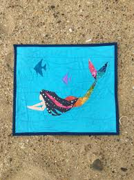 Mermaid Quilt Pattern Unique Inspiration Design