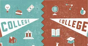 How To Compare Colleges College Rankings Compare Any Two Colleges From The Wsj The