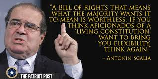 Scalia Quotes Custom Quote Antonin Scalia The Patriot Post
