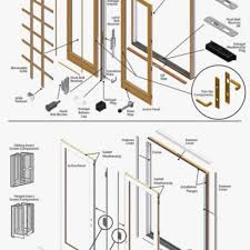 door jamb diagram. Interesting Diagram Door Frame Parts Diagram Series Frenchwood Patio 388 Divine Parts Large Throughout Jamb Diagram R