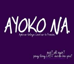 Tagalog Break Up Quotes Mrbolero Com