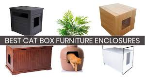 concealed litter box furniture. Concealed Litter Box Furniture