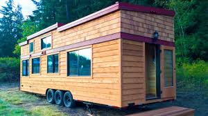 Small Picture The Chinook 30 Tiny House Largest Tinyhouse Model Build Yet Tiny