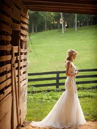 Country Wedding Dresses Bohemian Style Ivory High Low Backless Country Wedding Style Dresses