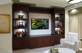 image of wall units for living room