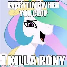 MLP Memes - My Little Pony Friendship is Magic Photo (34974080 ... via Relatably.com