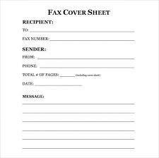 Facsimile Fax Cover Sheet Fax Cover Sheet Download Free Fax Cover Sheet